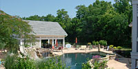 Deck, Pool, Pool House, Landscaping
